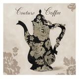 Couture Coffee Giclee Print by Marco Fabiano