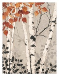 Birch Tapestry Posters by Melissa Pluch