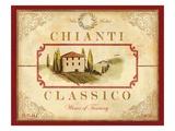 Chianti Classico Premium Giclee Print by Devon Ross