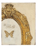 Gilded Beauty Giclee-tryk i høj kvalitet af Arnie Fisk