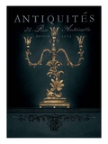 Antiquites Prints by Arnie Fisk