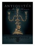 Antiquites Giclee Print by Arnie Fisk