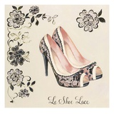Le Shoe Lace Poster by Marco Fabiano