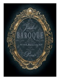 Le Jardin Baroque Posters by Arnie Fisk