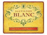 Sauvignon Blanc Giclee Print by Angela Staehling