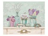 Pretty Vignette 1 Posters par Stefania Ferri