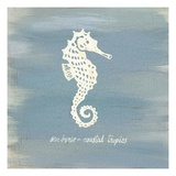 Imperial Seahorse Giclee Print by  Z Studio