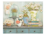 Garden Collectables Giclee Print by Kathryn White