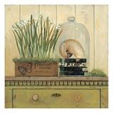 Vintage Garden 2 Prints by Arnie Fisk