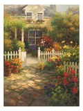 Shade Terrace Giclee Print by Vail Oxley