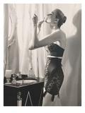 Lipstick Reflections Prints by Frances Pellegrini