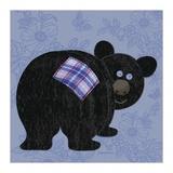Funny Bear Print by Morgan Yamada