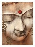 Serene Buddha Art by  Stuwart & Taylor