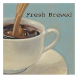 Fresh Coffee Poster by Norman Wyatt Jr.