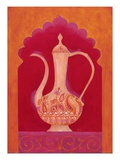 Paisley Tea Giclée-Druck von Hope Smith