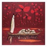 Crimson Sky Posters par Michel Rauscher