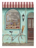 Wine Store Errand Prints by Marco Fabiano