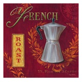 French Roast Prints by Angela Staehling