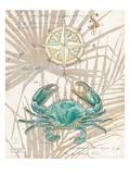 Directional Crab Plakater af Chad Barrett