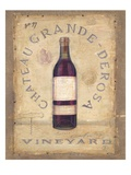 Vintage Cellar 1 Print by Chad Barrett