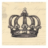 Documented Monarchy Giclee Print by  Z Studio