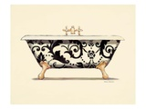 Scroll Bath Giclee Print by Marco Fabiano