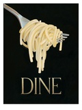 Gourmet Pasta Plakat af Marco Fabiano