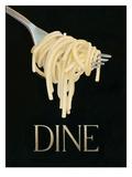 Gourmet Pasta Poster autor Marco Fabiano