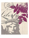 World Tour Liberty Posters by  Z Studio