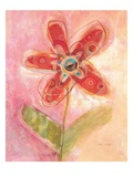 Lyrical Flower 2 Prints by Robbin Rawlings