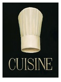 Gourmet Chef Giclee Print by Marco Fabiano
