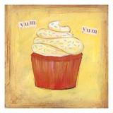Yum Yum Cupcake Giclee Print by Studio Voltaire