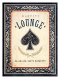 Lounge Spade Posters by Angela Staehling