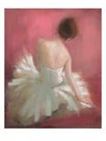 Ballerina Dreaming 1 Kunstdruck von Patrick Mcgannon
