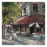 Mattina Terrace Giclée-Druck von Brent Heighton