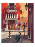 La Bonne Vie Giclee Print by Brent Heighton