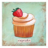 Strawberry on Top Giclee Print by  Studio Voltaire