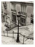 Quatre, Montmartre Prints by Toby Vandenack