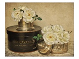 Park Avenue Roses Giclee Print by Cristin Atria