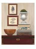 Classical Vignette Print by Arnie Fisk