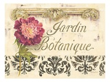 Jardin Botanique Giclee Print by Kathryn White