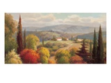 Tuscan Perspective Giclee Print by Vail Oxley