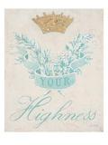 Tiffany Crown Print by Arnie Fisk