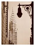 Chrysler Building Posters par Sasha Gleyzer