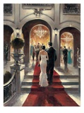 Gala Opening Giclee Print by Brent Heighton
