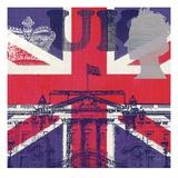 London Palace Plakater af Evangeline Taylor