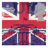 London Palace Prints by Evangeline Taylor