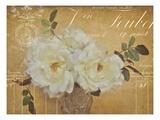 Heirloom Bouquet 3 Giclee Print by Cristin Atria