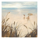 View from Shore Giclee Print by Paulo Romero