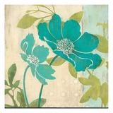 Modern Windflower Poster par Stefania Ferri